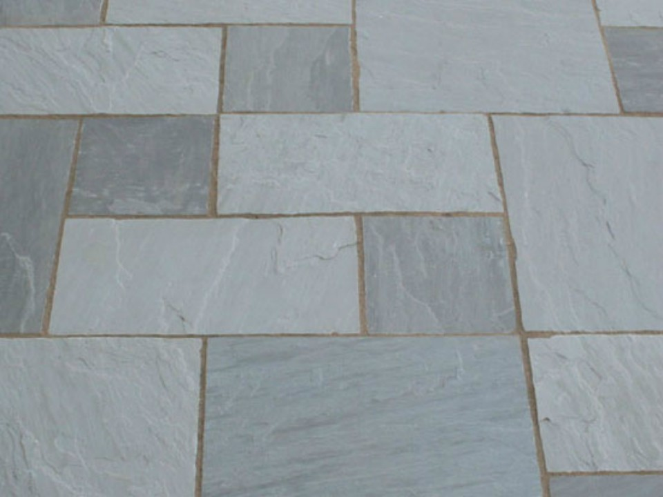 Cut Pattern Flagstone